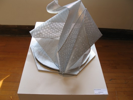 Sculpture by Marygrove Student